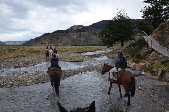 Horseback riding Bonanza - El Chalten Φωτογραφία