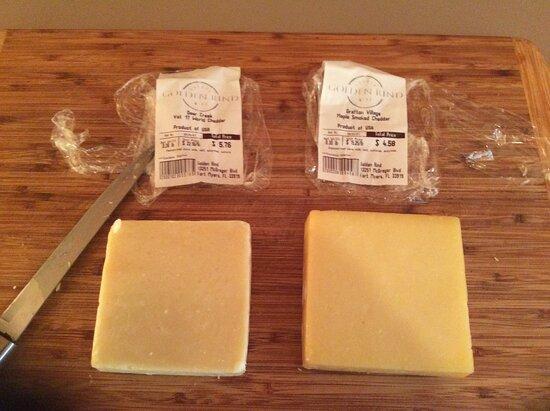 Golden Rind Cheese & Wine