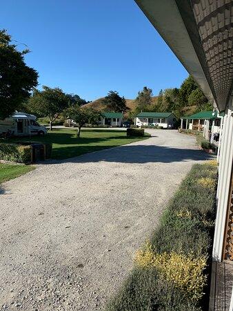Classic kiwi camping ground