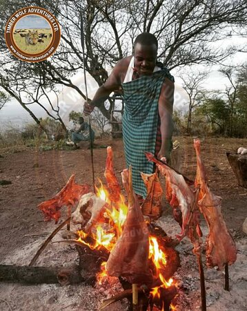 Book your #5daysTanzaniaSafari with #Timberwolf Adventures & Enjoy BBQ (nyama choma) from our chef.  View the itinerary of this safari@ http://www.timberwolfadventure.com/ansi-5-days-4-nights  #tanzaniaunforgettable #familtravel #BBCWildlifePOTD #IndAves #NatureIn_Focus #travelwithkids #Natures_voice #AfricanExperience #holiday #Visittanzania