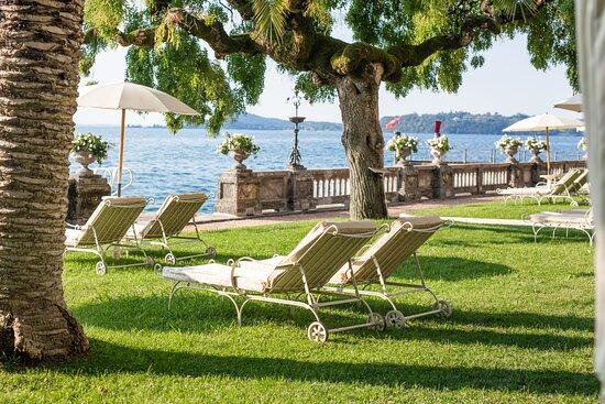 Lake view - Εικόνα του Grand Hotel Fasano & Villa Principe, Gardone Riviera - Tripadvisor