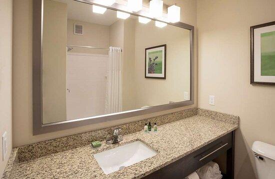 GrandStay Spicer Room Standard Vanity
