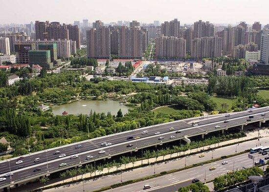 View at Hongqiao Jin Jiang Hotel Shanghai