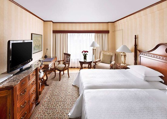Executive Twin at Hongqiao Jin Jiang Hotel