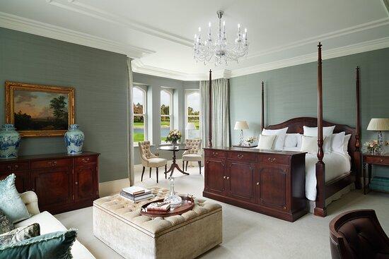 Bridal Suite At Adare Manor