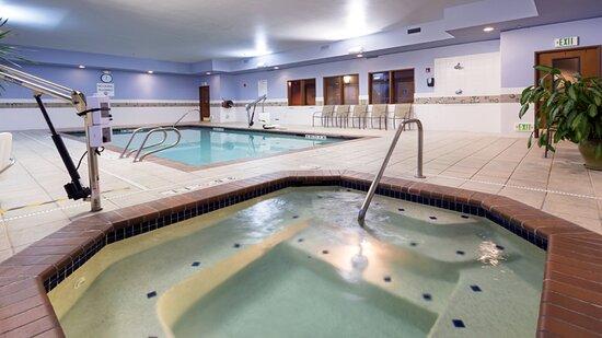 Indoor Hot Tub Open 24 Hours