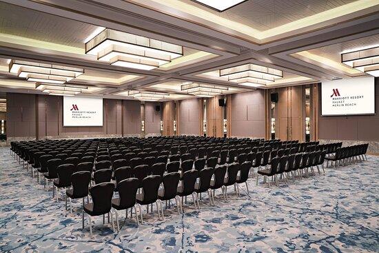 Merlin Grand Ballroom - Theatre Setup