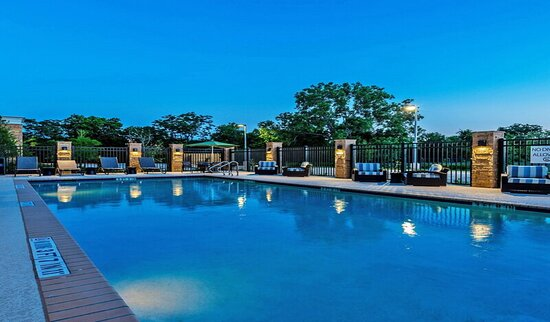 Take a dip in our refreshing pool