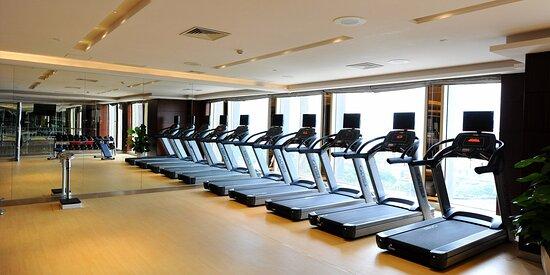 Indoor Gym Center