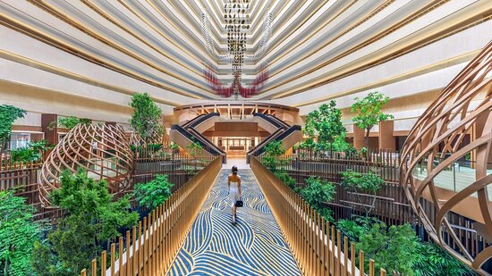 PARKROYAL COLLECTION Marina Bay, Singapore, Hotels in Singapur