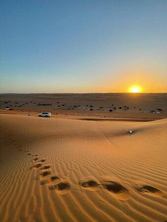 Wahiba Sands Desert