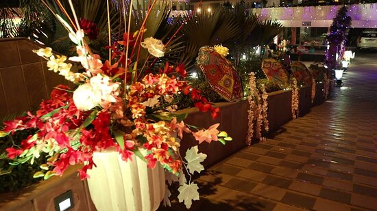 Lavish Green Lawn for Corporate Meeting, Social Function Birthday Party , Anniversary, Engagement, Tilak , Kitty Party, Marriage Party Etc for 100 - 200 Person in one roof Ac Hall.