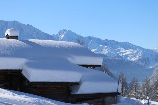 Around Davos mountains