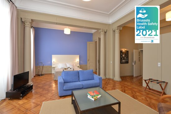 MAS Aparthotel EU, hoteles en Bruselas