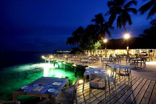 Centara Grand Island: REEF Restaurant