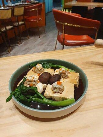 Soy Sauce Tofu