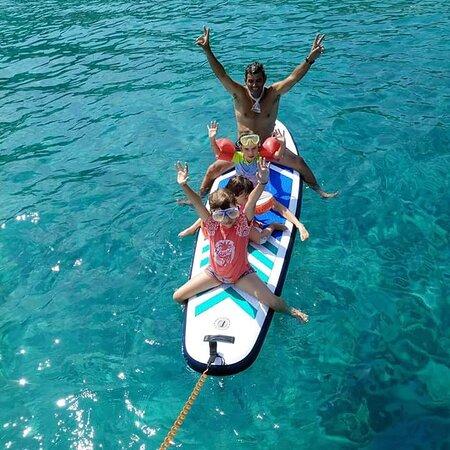 Corse-du-Sud, Francie: Le Paddle a vous de jouer.