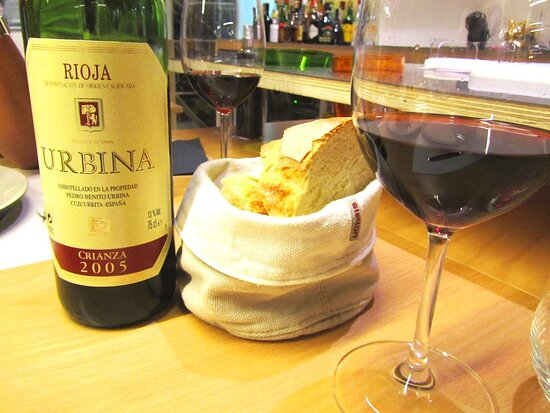 Urbina Crianza Mejores Bodegas Rioja