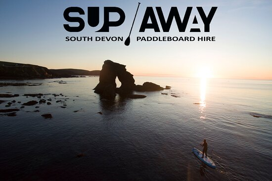SUP Away Paddle Board Hire 的照片 - 金斯布里奇照片 - Tripadvisor