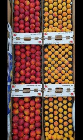 Ushuaia, Argentina: Frutas y Verduras Frescas de calidad!!