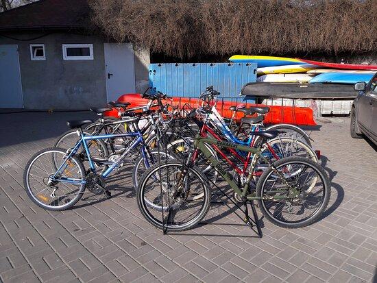 Kon-Tiki Fahrrad & Rikscha & E-Bike Verleihstation