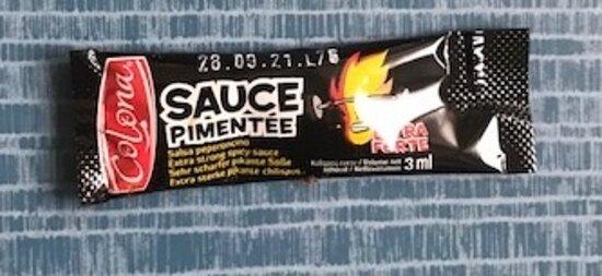 Sauce Pimentée