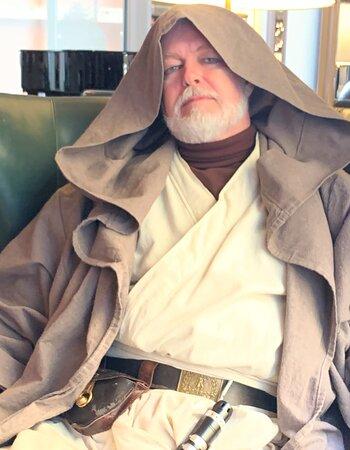 Old Benn Kenobi - Halloween 2020
