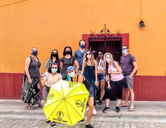 Oaxaca Free Walking Tour