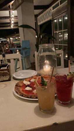 The most romantic atmosphere and great pasta