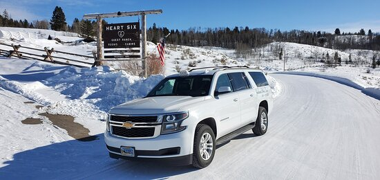 Great trip whit Jackson hole Taxi