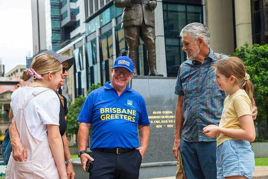 Brisbane Greeters