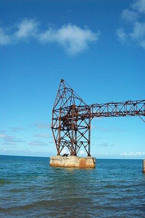 Yate, Nueva Caledonia:   ╭▫▦━╮  𝔸𝔹𝔸ℕ𝔻𝕆ℕ𝔼𝔻  𝕁𝔸ℙ𝔸ℕ𝔼𝕊𝔼  𝕀ℝ𝕆ℕ  𝔽𝔸ℂ𝕋𝕆ℝ𝕐  ╭▫▦━╮▫  𝙂𝙤𝙧𝙤  - 𝙔𝙖𝙩𝙚 𝙍𝙚𝙜𝙞𝙤𝙣  ╭▫▦━╮▫   𝙉𝙚𝙬 𝘾𝙖𝙡𝙚𝙙𝙤𝙣𝙞𝙖𝙣 𝙃𝙞𝙨𝙩𝙤𝙧𝙞𝙘𝙖𝙡 𝙇𝙖𝙣𝙙𝙢𝙖𝙧𝙠. ╭▫▦━╮▫