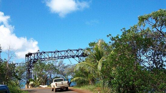 Yate, New Caledonia:   ╭▫▦━╮  𝔸𝔹𝔸ℕ𝔻𝕆ℕ𝔼𝔻  𝕁𝔸ℙ𝔸ℕ𝔼𝕊𝔼  𝕀ℝ𝕆ℕ  𝔽𝔸ℂ𝕋𝕆ℝ𝕐  ╭▫▦━╮▫  𝙂𝙤𝙧𝙤  - 𝙔𝙖𝙩𝙚 𝙍𝙚𝙜𝙞𝙤𝙣  ╭▫▦━╮▫   𝙉𝙚𝙬 𝘾𝙖𝙡𝙚𝙙𝙤𝙣𝙞𝙖𝙣 𝙃𝙞𝙨𝙩𝙤𝙧𝙞𝙘𝙖𝙡 𝙇𝙖𝙣𝙙𝙢𝙖𝙧𝙠. ╭▫▦━╮▫