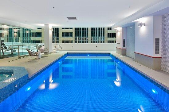 Pool & Gym - Ảnh về Novotel Melbourne on Collins - Tripadvisor
