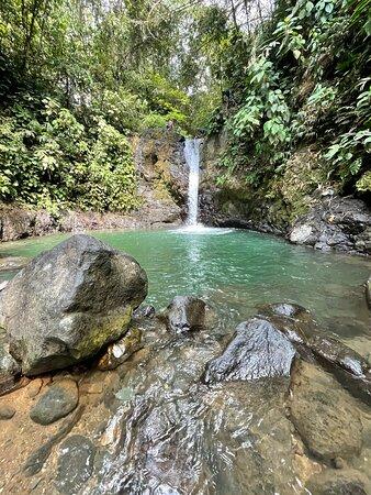 Full Day Waterfall Adventure: Waterfall Slide!