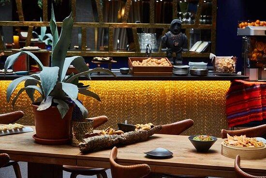 Pisco Bar at 1K Paris Hotel
