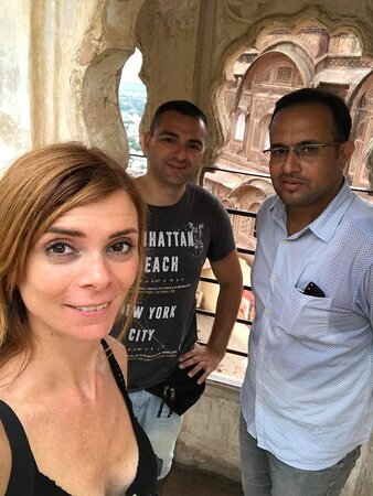 Tour Guide Tarun (Italian/English/ Hindi) Photo