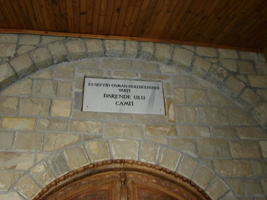 Darende Ulu Camii