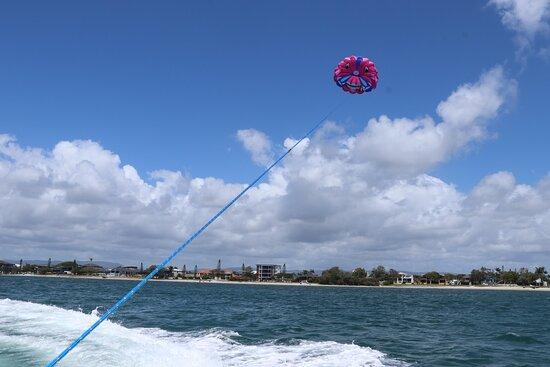 Gold Coast Parasailing - Solo, Tandem, Triple Photo