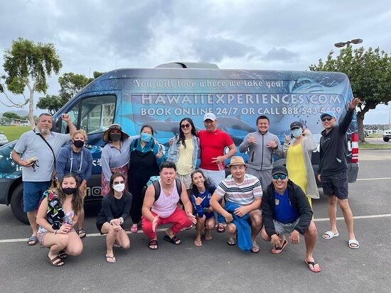 Sunrise Dolphin Turtle Reef Snorkel Experience - Oahu, Hawaii Photo