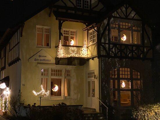Prilwall und Yachthafen - Picture of Villa Pension Strandhaus, Lubeck - Tripadvisor