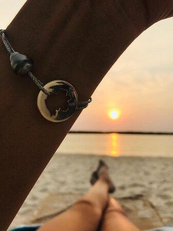 Port Gentil, Gabon: Bijoux Perles and Wax aux trois rivères à POG
