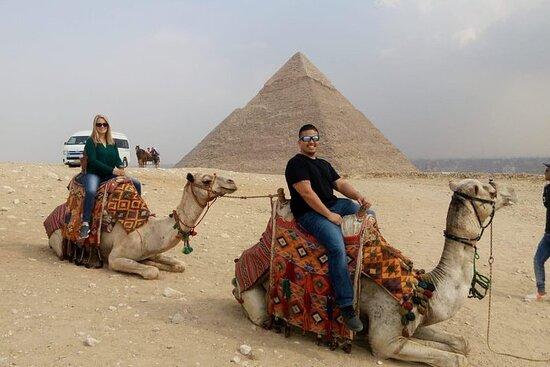 Pirâmides de Gizé e Museu Egípcio de...