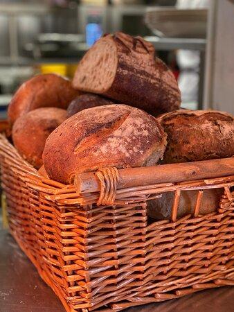 Buddy Good homemade sourdough bread