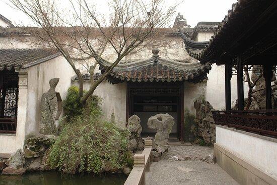 Suzhou, China: Cartolina