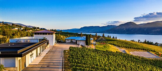 Naramata, Canada: Therapy Vineyards & Inn