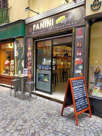 Panini a Go Go by Bottega Alimentare Torino
