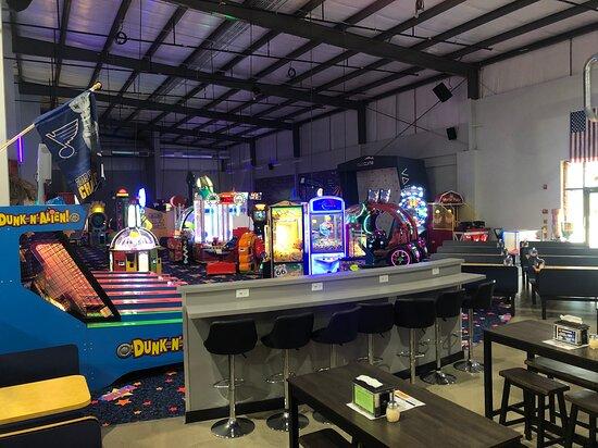 75 piece arcade