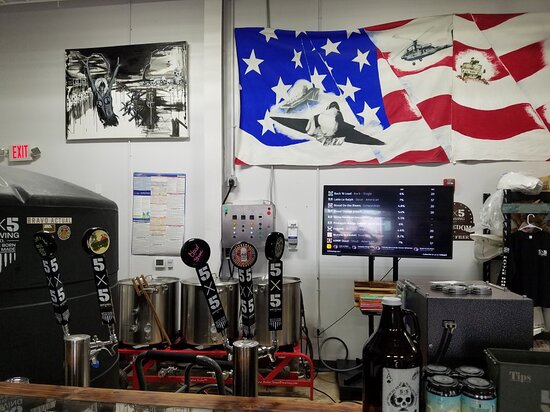 5x5 Brewing Co.