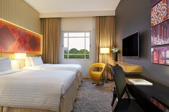 Deluxe Plus Room 2 Single Beds